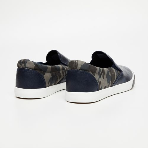 FORCA Textured Slip-Ons