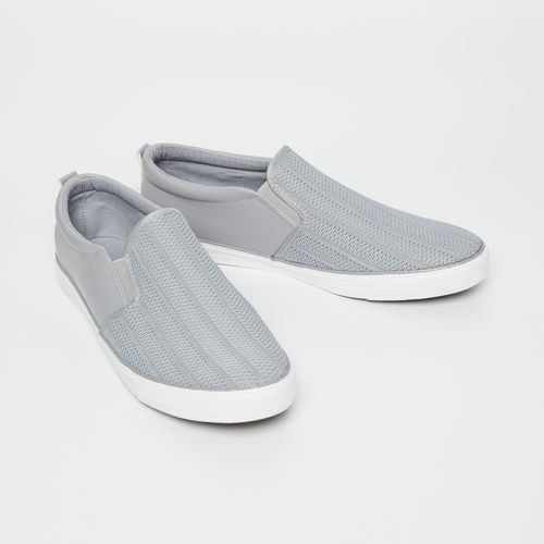 Buy FORCA Textured Slip-On Casual Shoes