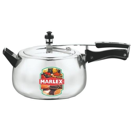 Marlex Pressure Cooker Inner Lid (Contura Turdi White) 5 Ltr