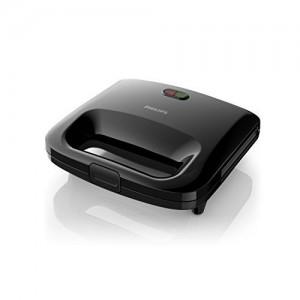 Philips HD2394 820-Watt Panini Maker (Black)