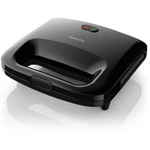 Philips HD2394/99 Panini Maker (Black)