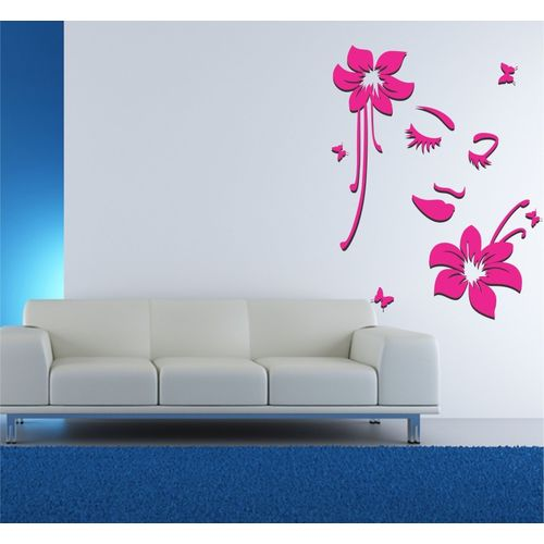 Happy walls Abstract Wallpaper(75 cm X 60 cm)