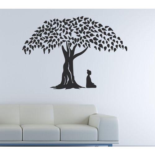 Happy walls Religious Wallpaper(60 cm X 85 cm)