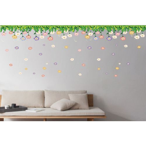 Happy walls Floral & Botanical Wallpaper(40 cm X 155 cm)