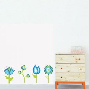 Happy walls Abstract Wallpaper(20 cm X 14 cm)