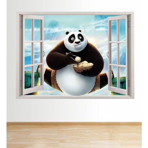 Happy walls Animals Wallpaper(45 cm X 45 cm)
