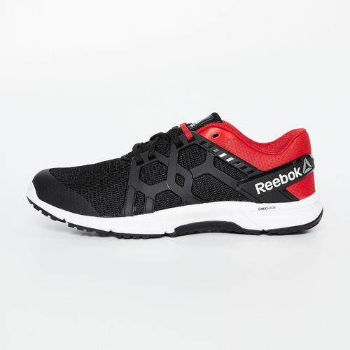 Buy Reebok Gusto Run LP Black \u0026 Red