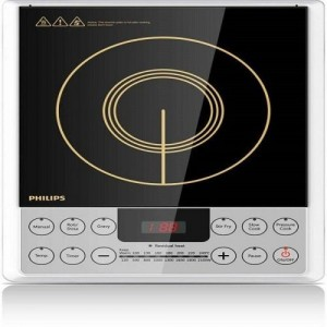 Philips HD4929/01 Induction Cooktop(Silver, Black, Touch Panel)