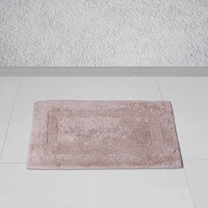 Story@Home Luxurious Door Mat for Home, Bathroom, Bedroom, Office, Kitchen & Living Entrances - Regal Series - Soft, Water Absorbing (Machine Washable) - Soft, Pink