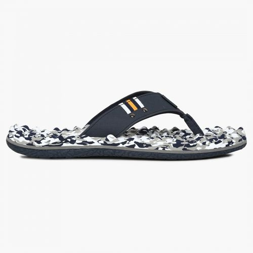 FORCA Textured Camouflage Printed Slippers