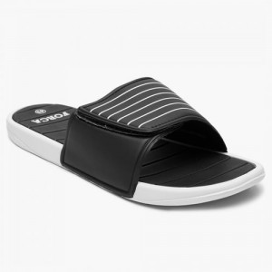 FORCA Textured Slip-On Flats