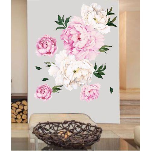 Happy walls Floral & Botanical Wallpaper(90 cm X 60 cm)