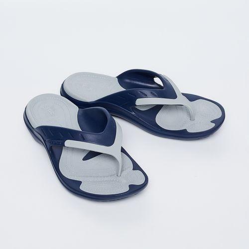 CROCS Perforated Detail Flip-Flops