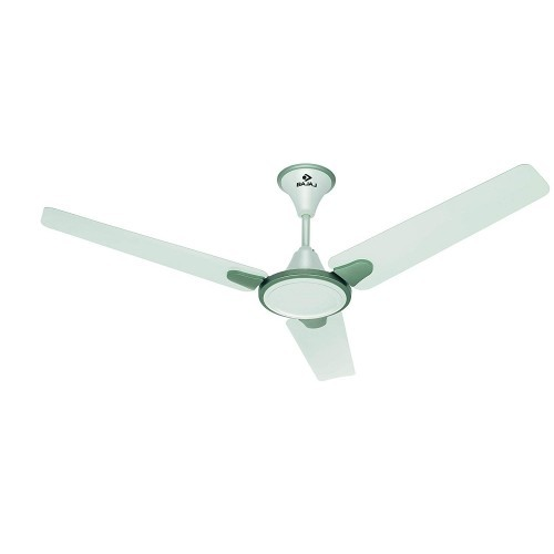 Bajaj ARK 1200 mm Premium Ceiling Fan (Silky White)