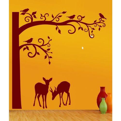 RITZY Animals Wallpaper(60 cm X 90 cm)