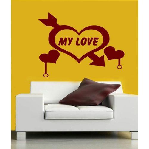 RITZY Romance Wallpaper(60 cm X 45 cm)