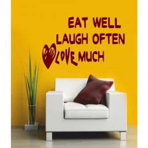 RITZY Quotes Wallpaper(60 cm X 90 cm)
