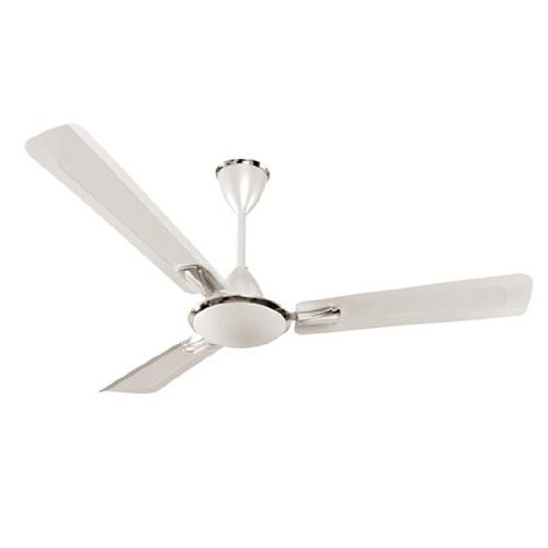 Orient Electric Gratia 48-inch 70-Watt Decorative Ceiling Fan (Pearl and Metallic White)