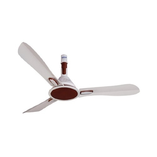 Orient Electric Areta 48-inch 68-Watt Decorative Ceiling Fan (Pearl and Chocolate)