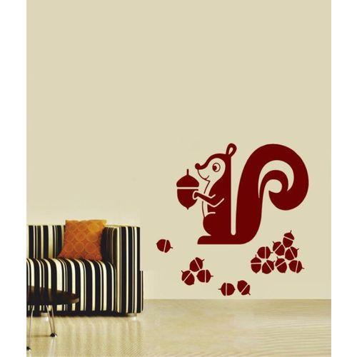 RITZY Animals Wallpaper(45 cm X 45 cm)