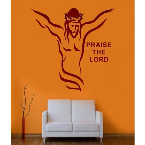 RITZY Religious Wallpaper(60 cm X 60 cm)