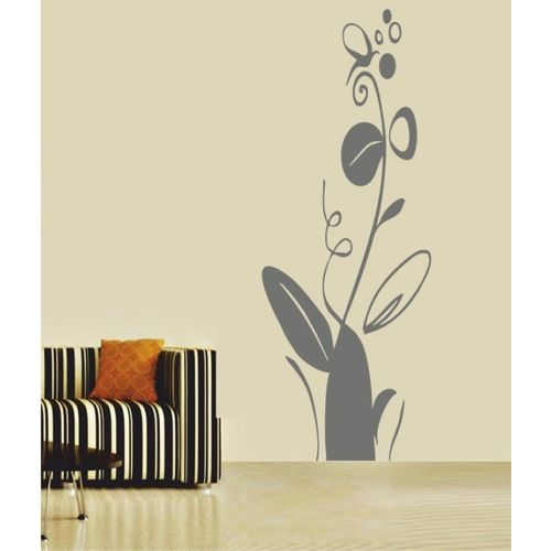 RITZY Abstract Wallpaper(45 cm X 120 cm)