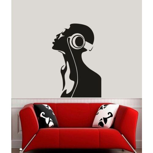 RITZY Music & Musical Instruments Wallpaper(60 cm X 90 cm)