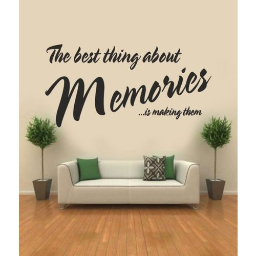 RITZY Quotes Wallpaper(60 cm X 30 cm)