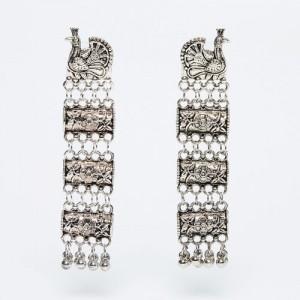 FIDA Embellished Drop Earrings