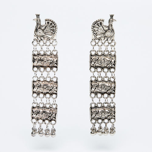 FIDA Embellished Drop Earrings