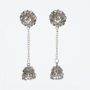FIDA Jhumka Drop-Earrings