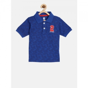 612 League Boys' T-Shirt (ILS18I16011-4 - 5 Years-Royal)