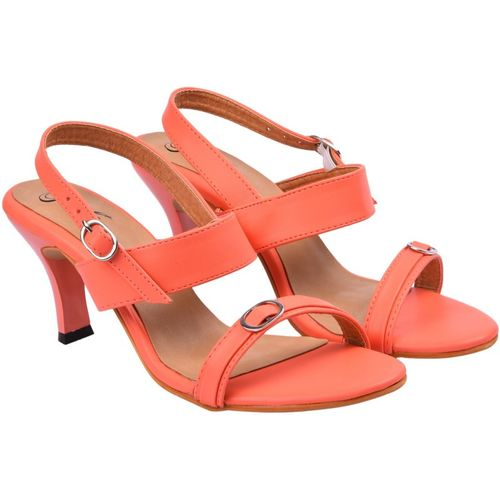 Jade Women Peach Heels