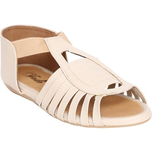 Jade Women CREAM Flats