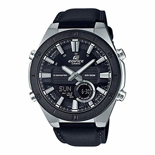 Casio Analog-Digital Black Dial Men's Watch-ERA-110BL-1AVDF (EX458)