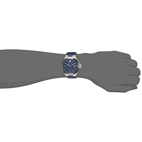 Swiss Eagle Analog Blue Dial Men's Watch-SE-9090-01