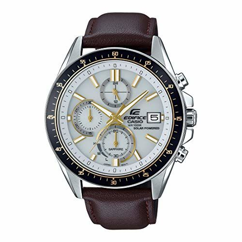 Casio Analog Silver Dial Men's Watch-EFS-S510L-7AVUDF (EX469)
