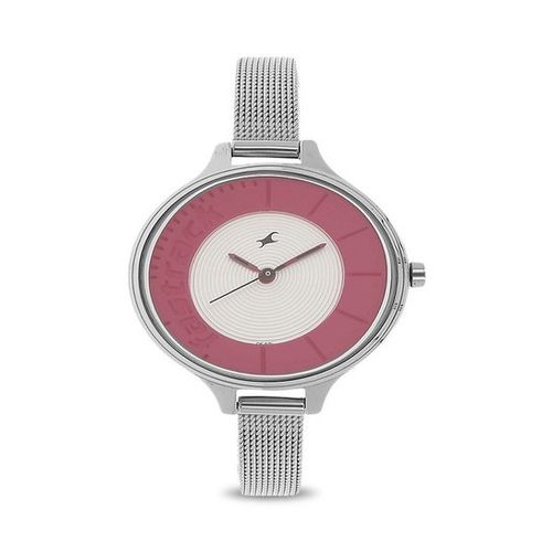 Fastrack NK6122SM01 Analog Watch for Women