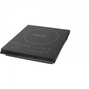Pigeon Rapido Touch Junior Induction Cooktop(Black, Touch Panel)