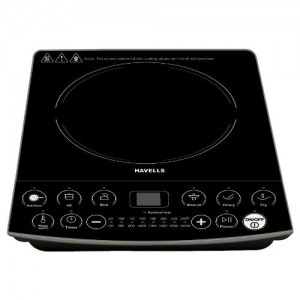 Havells Insta Cook ET 1900-Watt Induction Cooktop (Black)