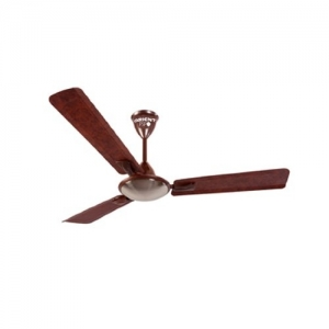 Orient Electric Gratia 48-inch 70-Watt Decorative Ceiling Fan (Wood and Peuter)