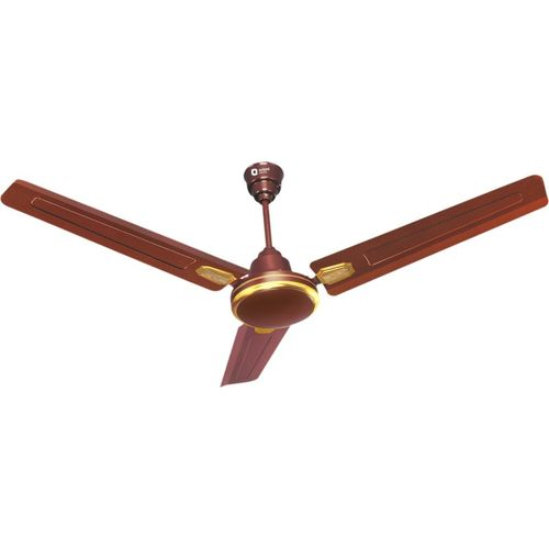 Orient Electric Norwester Decor 3 Blade Ceiling Fan(Brown, Pack of 1)