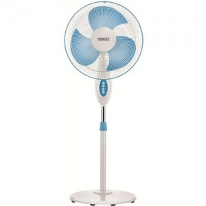 Usha Helix Pro high speed Pedestal Fan 3 Blade Pedestal Fan(White)