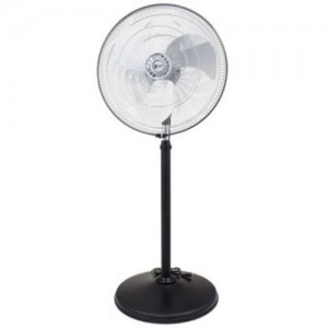 Orient Tornado-II 450mm 3 Blade Pedestal Fan(Black, Pack of 1)