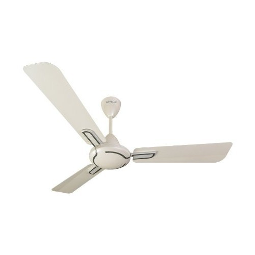 Havells Atilla 1200mm Decorative Ceiling Fan (Pearl White Wood)