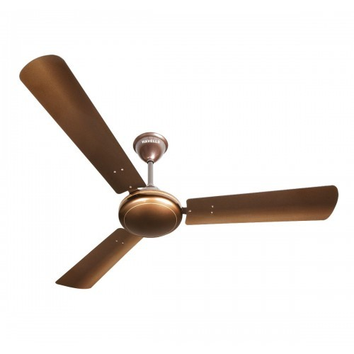 Havells SS-390 1200mm Decorative Ceiling Fan (Sparkle Brown)