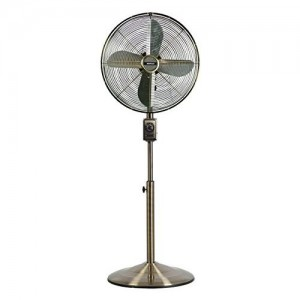 Havells Glitz 400mm Pedestal Fan (Antique Brass)