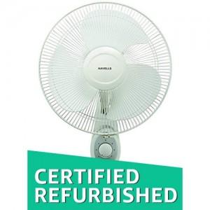 (Certified REFURBISHED) Havells Swing FHWSWSTIVR12 300mm Wall Fan (White)