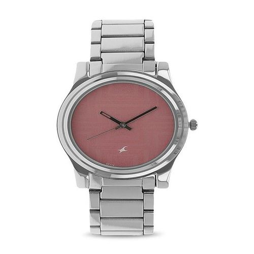 Fastrack NK6046SM02 Analog Watch for Women