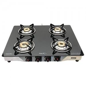 Pigeon 12097 Smart 4 Burner Gas Cooktop